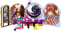 Ever After High Way Too Wonderland High and Raven Queen Playset