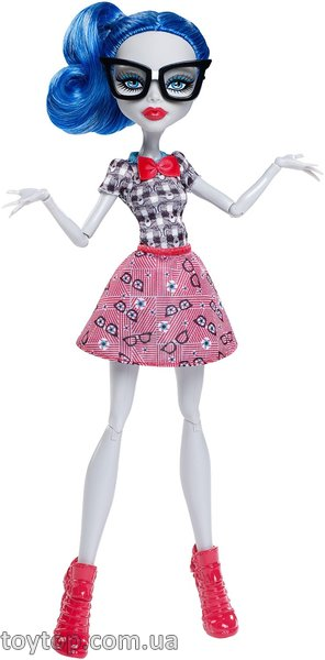 Monster High Geek Shriek Ghoulia Yelps Doll