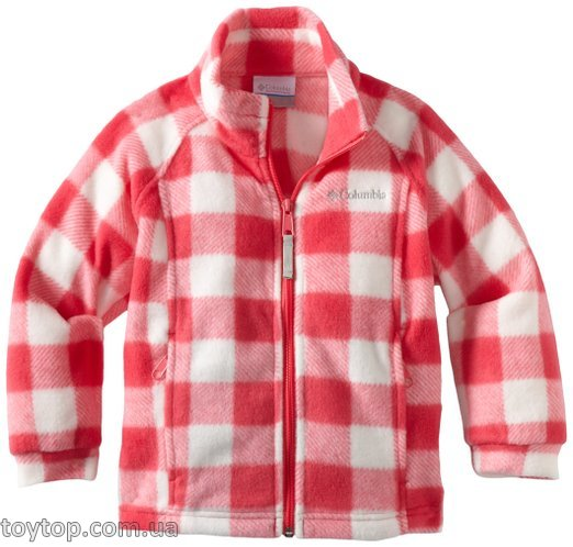 Флиска Columbia Big Girls' Benton Springs Printed Fleece Jacket