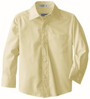 Рубашка Genuine Little Boys' Long Sleeve Broadcloth Shirt