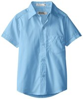 Рубашка Genuine Little Boys' Short Sleeve Broadcloth Shirt