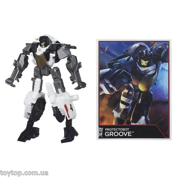 Protectobot Groove - Transformers Generations Combiner Wars Legends Wave 3