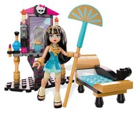 Mega Bloks Monster High Cleo's Gore-geous Vanity Playset