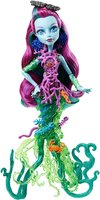 Поси Риф- Monster High Great Scarrier Reef Down Under Ghouls Posea Reef Doll