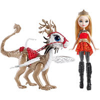 Эпл Вайт Драгоньер - Ever After High Apple White Dragonrider