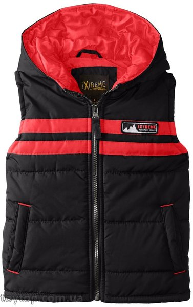 Жилетка iXtreme Boys' Puffer Vest with Hood