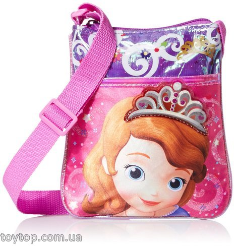 Сумка Disney Girl's Sofia Passport Crossbody