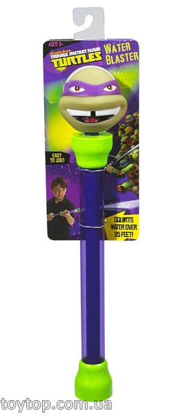 Водный насос Little Kids Teenage Mutant Ninja Turtle Water Blaster, Donatello