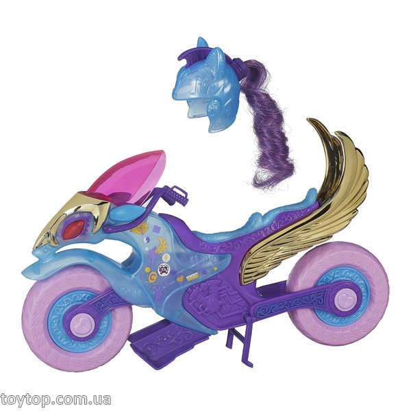 My Little Pony Equestria Girl Motocross Bike
