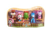 Disney Sheriff Callie Toy Figure Playset (Pack of 5)