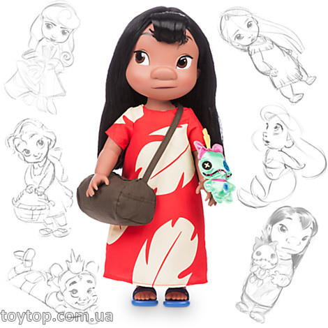 Кукла Лило /Disney Animators' Collection Lilo Doll - 16''