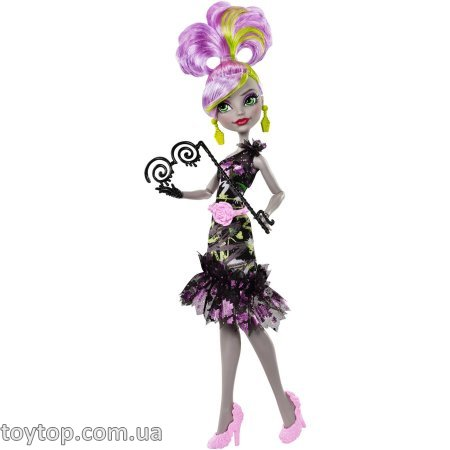 Monster High Welcome to Monster High Dance Party Doll, Moanica D'Kay