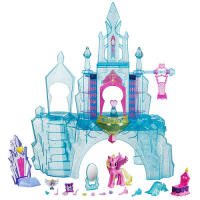 Замок Пони - My Little Pony Explore Equestria Crystal Empire Castle Playset
