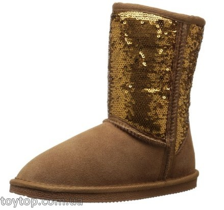 Lamo Kid's Sequin Fashion Pull On Boot (Little Kid/Big Kid)
