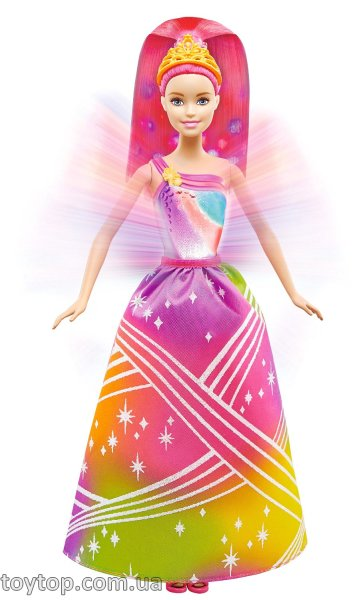 Барби Дримтопия Радуга свет/звук - Barbie Dreamtopia Rainbow Cove Light Show Princess Doll