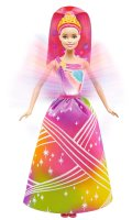 Barbie Dreamtopia Rainbow Cove Light Show Princess Doll