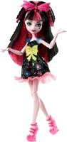 Monster High Electrified Supercharged Ghoul Draculaura Doll