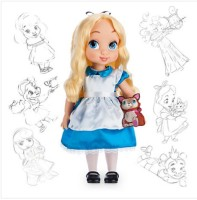 Кукла Алиса /Alice Animator Doll, Alice in Wonderland