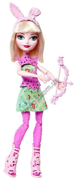 Ever After High Archery Bunny Doll