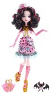 Monster High Shriek Wrecked Nautical Ghouls Draculaura Doll - уценка