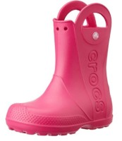 Сапоги Crocs Handle It Rain Boot, Unisex Kids' Rain Boots