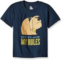 Футболка Universal Boys' Big Boys' Secret Life of Pets Graphic T-Shirt
