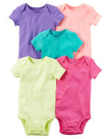 Боди комплект 5-Pack Short-Sleeve Original Bodysuits