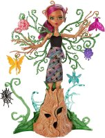 Триза Торнвиллоу - Monster High Garden Ghouls Treesa Thornwillow Doll, 14.5""