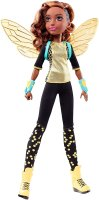 DC SuperHero Girls  Bumble Bee Figure - 12 inch