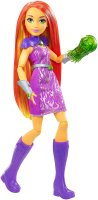 DC Comics Superhero Girls  Starfire Action Doll