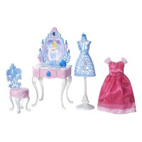 Мебель для Золушки - Disney Princess Cinderella's Enchanted Vanity Set