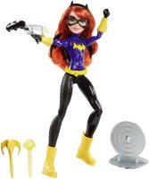 БетГерл с бластером - DC Comics Superhero Girls Blaster Action Batgirl Doll