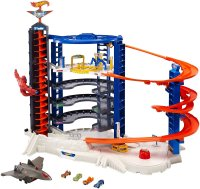 Гараж-гигант Хот Вилс - Hot Wheels Super Ultimate Garage Playset