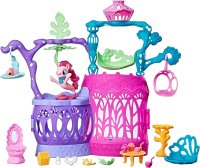 Игровой набор с  Пинки Пай - My Little Pony The Movie Seashell Lagoon Playset