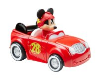 Машинка Микки трансформер- Disney Mickey and the Roadster Racers, Transforming Hot Rod Mickey
