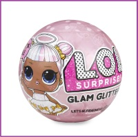 ЛОЛ гламурные глиттер 4 сезон -  L.O.L. Surprise!! Glam Glitter Series Doll