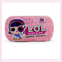 Лол lol капсула 4 серия -  LOL Surprise Under Wraps Doll-Series Eye Spy 1A