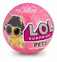 ЛОЛ Сюрприз! Серия Декодер Шпионы 4 сезон 2 волна - L.O.L. Surprise! Surprise Pets Ball Series 4 Collectible Dolls