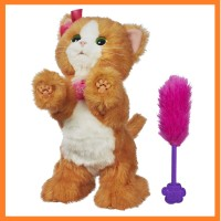 Кошечка Дейзи -  FurReal Friends Daisy Plays-With-Me Kitty Toy