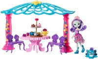 Энчантималс: павлин Паттер и ее беседка для чаепития - Enchantimals Patter Peacock Doll Playset