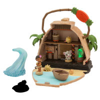 Игровой набор Моана Остров Мотунуи  - Disney Animators' Littles Motunui Island Surprise Feature Playset - Moana