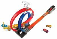 Трек Энергия  Hot Wheels  Mattel Energy Track.. Die, Blue