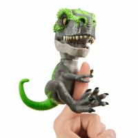 Интерактивный динозавр Ти Рекс- Untamed T-Rex by Fingerlings – T-Rex-Tracker  - Interactive Collectible Dinosaur
