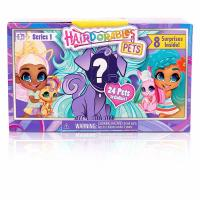 Хейрдораблес питомцы - Hairdorables Pets Set - Series 1 (Styles May Vary)