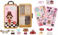 LOL Сюрприз! Чемодан с куколкой - L.O.L. Surprise! Style Suitcase Electronic Playset - Boss Queen
