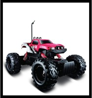 Машина-вездеход на р/у (промо упаковка) - Maisto R/C Rock Crawler Radio Control Vehicle