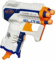 Бластер Нерф Триад - Nerf N-Strike Elite Triad EX-3 Toy