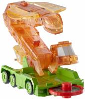 Дикие Скричеры - Screechers Wild  Level 2 Fangster Flipping Morphing Toy Car Vehicle