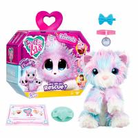 Потеряшка -  Little Live Scruff-A-Luvs Plush Mystery Rescue Pet - Candy Floss