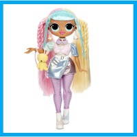 LOL Сюрприз! Модная кукла OMG Candylicious с 20 сюрпризами - L.O.L. Surprise! O.M.G. Candylicious Fashion Doll with 20 Surprises